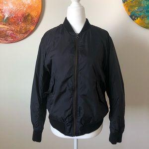 Uniqlo Women's Bomber Jacket asian XL